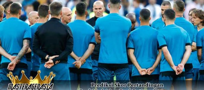 Prediksi Skor Pertandingan Real Madrid vs Real Betis 19 Mei 2019